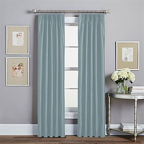 lined rod pocket curtains buy spellbound pinch pleat 63 inch rod pocket lined window