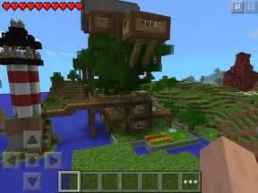 minecraft pe house minecraft