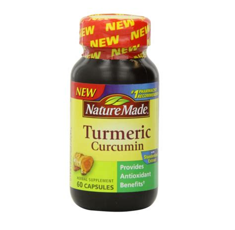 Walmart Turmeric Detox Tea by Nature Made Turmeric 500 Mg Capsules 60 Ea Pharmapacks
