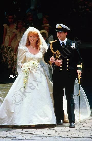 45 best images about The Wedding of Prince Andrew to Miss