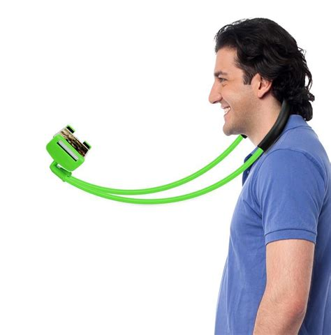 Decorating Ideas For A Mobile Home lazy neck phone holder life changing products