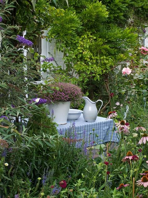 Country Cottage Plants by Growing With Plants Lovely Cottage Garden