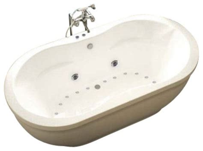 freestanding bathtubs with air jets atlantis tubs 3471ad aquatica 34 quot x71 quot x21 quot freestanding air