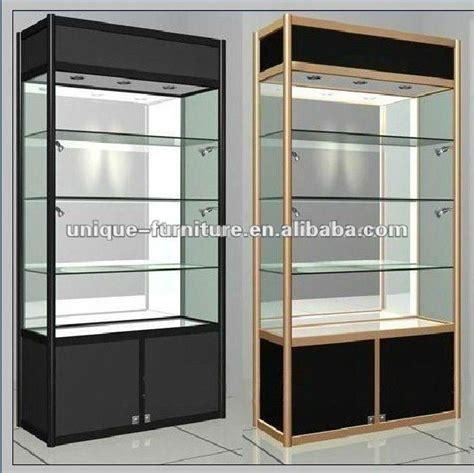 lockable glass display cabinet showcase lockable glass display cabinet showcase cabinets matttroy