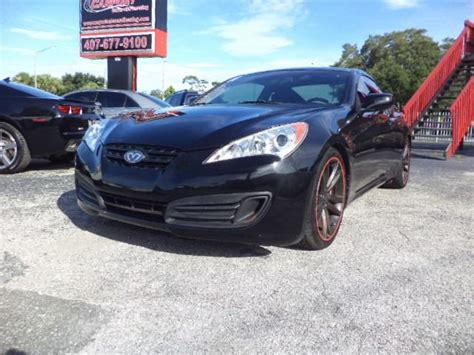 Hyundai Genesis 2 0t Specs by 2011 Hyundai Genesis Coupe 2 0t R Spec 2dr Coupe In Oviedo