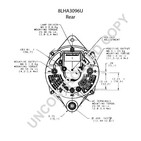cat alternator wiring diagram get free image about
