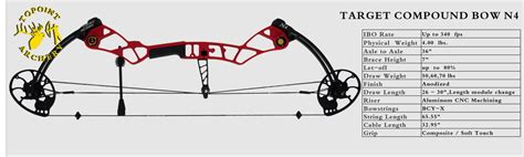 Compound Bow Topoint T1 Luxury Package ningbo beilun topoint outdoor sports co ltd bow