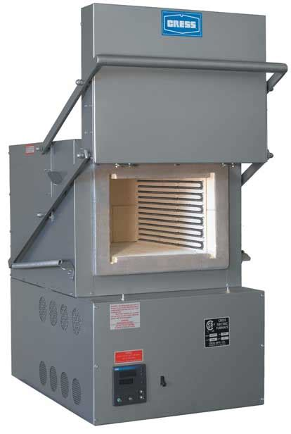 Oven Furnace heat treatment furnaces and ovens eps ovens