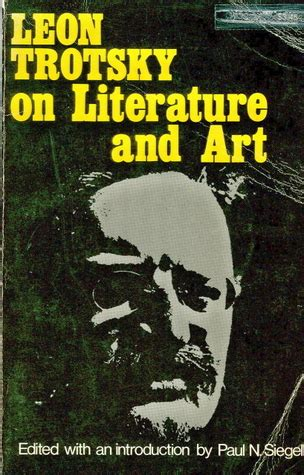 literature  art  leon trotsky
