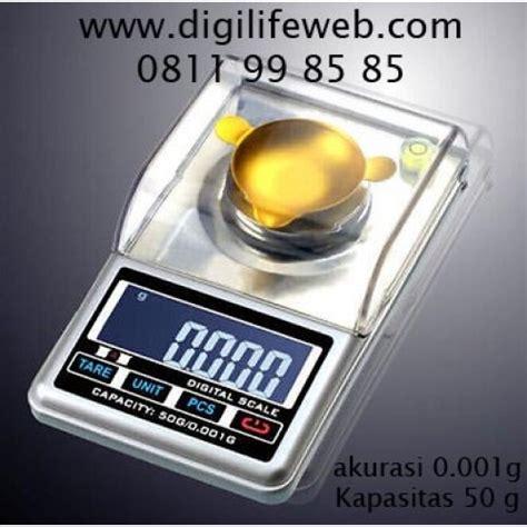 Timbangan Miligram Digital timbangan digital ps26 akurasi 0 001 gram max 50 gram