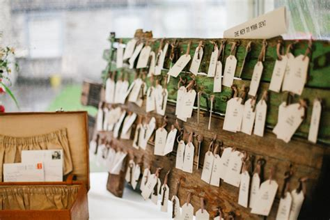 Creative Place Card Ideas For Weddings