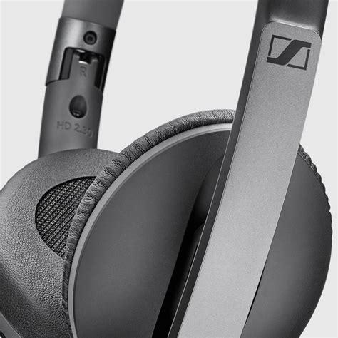 Sennheiser Hd 2 30g Headset Headphone Earphone Senheiser Hd2 By Wahacc sennheiser hd2 30g black ear headphones
