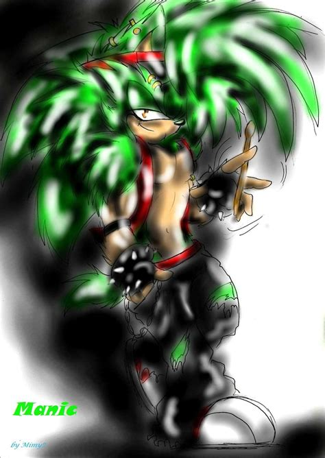 manic the hedgehog by mimy by mimy92sonadow on deviantart