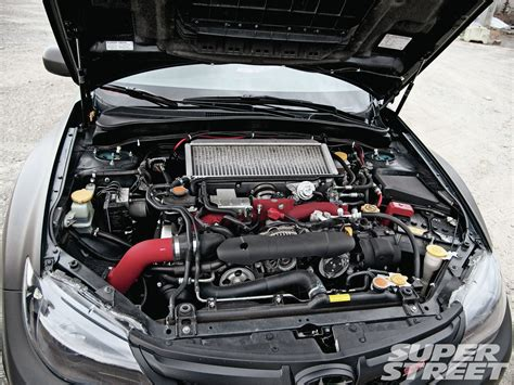 2011 subaru wrx engine 2011 subaru impreza wrx sti on all fours