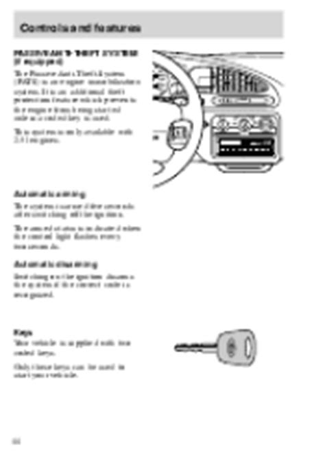 1998 ford contour user manual how to replace 1998 ford contour brake light switch 1998 ford contour support