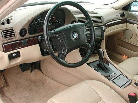 bmw e38 interior bmw 7 series e38 1994 2001 interior bmw 7 series