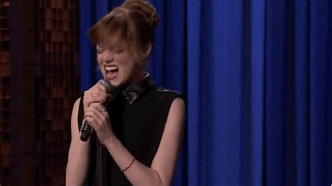 emma stone the hook watch emma stone s hilarious lip sync battle with jimmy