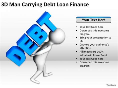 ppt templates for loan lifting powerpoint templates slides and graphics