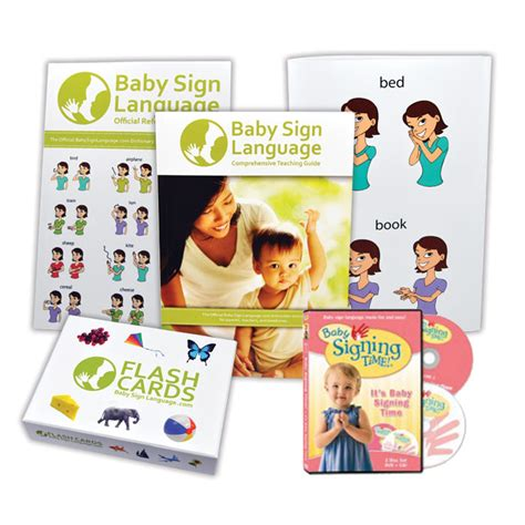 Baby Signs A Baby Speaking With Sign Language Board Book