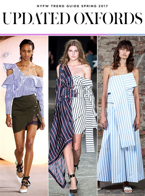new trends in 2017 the top 10 nyfw trends for 2017 stylecaster