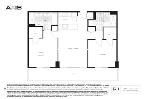 axis brickell floor plans axis unit 1804 condo for rent in brickell miami condos