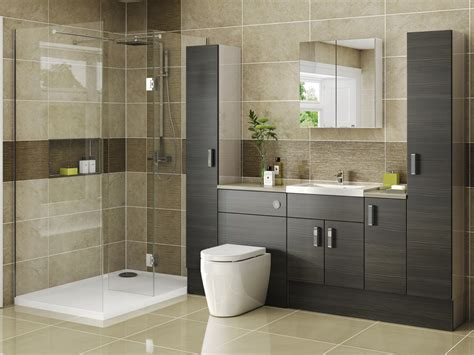 Try To Fit The Fitted Bathroom Furniture To Get Modernized Fitted Bathroom Furniture Units
