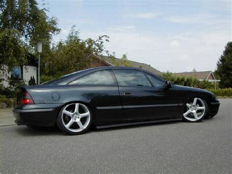 Opel Calibra Turbo Picture 8 Reviews News Specs Buy Car
