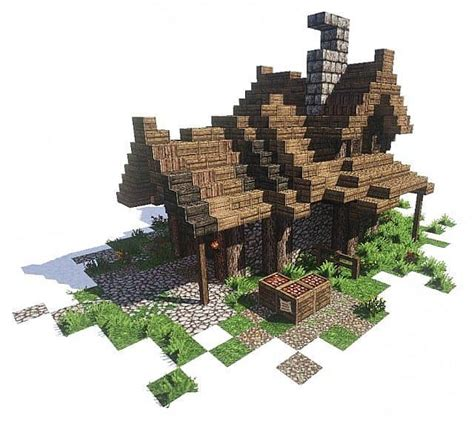 Nordic Decoration Home by Medieval Bundle Building Pack Minecraft Building Inc