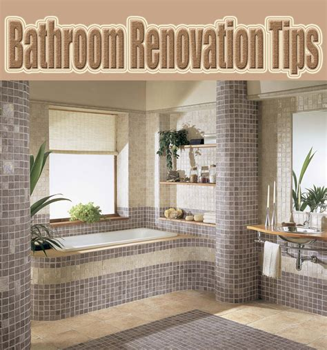 renovation tips quiet corner bathroom renovation tips quiet corner