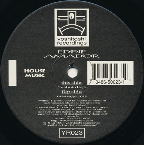 filter house music eddie amador house music vinyl at discogs