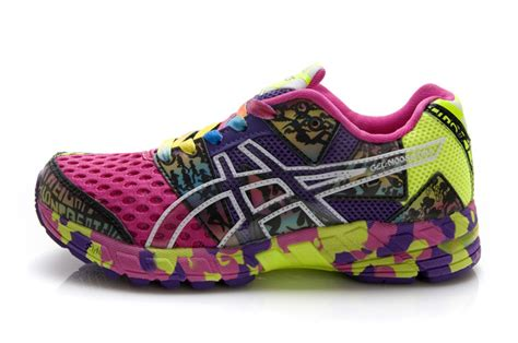 womens colorful running shoes asics gel noosa tri 8 womens running shoes colorful