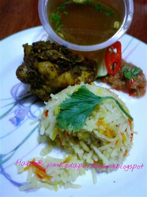 Musyahid Cinta jom ke dapur bujang rice