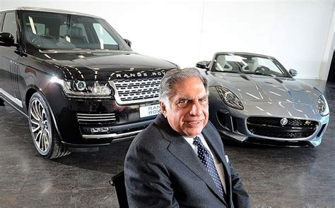 tata and jaguar land rover the untold story of how ratan tata had his on ford