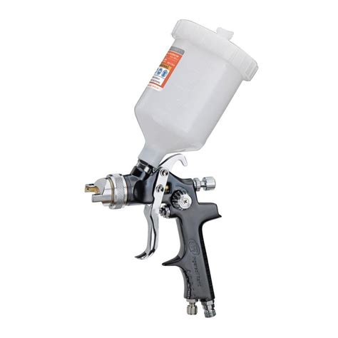 paint spray gun home depot ingersoll rand 210 gal gravity feed spray gun 210g the
