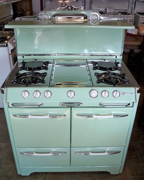 mint green kitchen appliances appliances stove and mint green on
