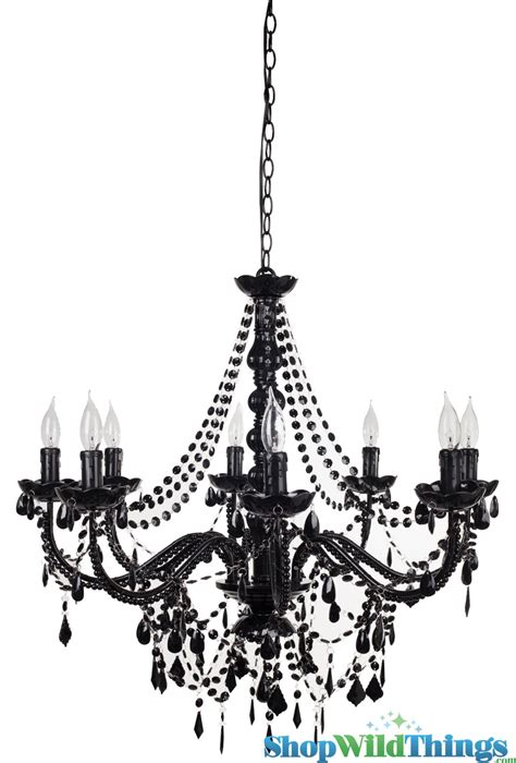 Black Hanging Chandelier Black Chandelier Black Hanging Event Chandeliers