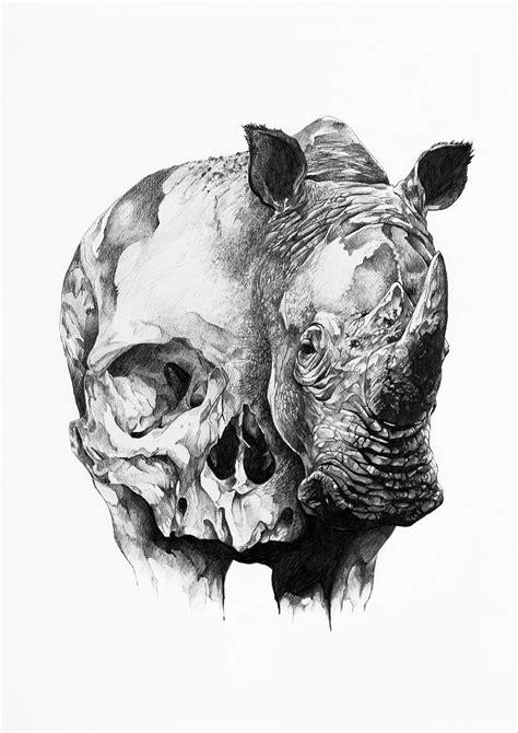 black and white skull drawings the skull appreciaton society