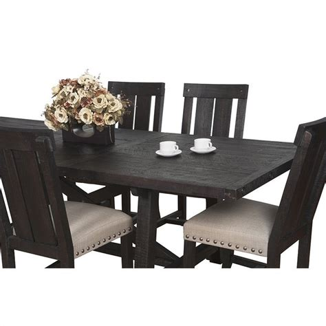 Modus Dining Table Modus Furniture Yosemite Rectangular Extension Dining Table In Cafe 7yc961