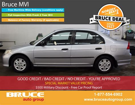 online auto repair manual 2005 honda civic electronic valve timing used 2005 honda civic se 1 7l 4 cyl automatic fwd 4d sedan in new minas 0