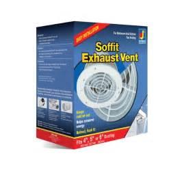 bathroom exhaust fan soffit vent bathroom fan eave bath fans