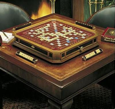 luxury scrabble set collector s edition scrabble