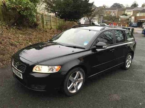 electric and cars manual 2011 volvo v50 interior lighting volvo 2011 v50 drive 1 6 se s s diesel black manual car for sale
