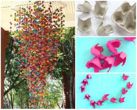 upcycle egg cartons 20 upcycled egg decorating ideas