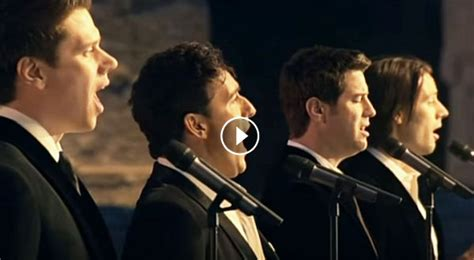 ii divo amazing grace they started singing quot amazing grace quot but when you hear