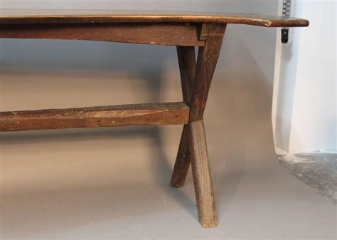 Handmade Console Table - live edge handmade console table for sale at 1stdibs