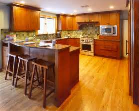 Split Level Kitchen Designs Split Level Kitchen Remodel The Home Inspiration