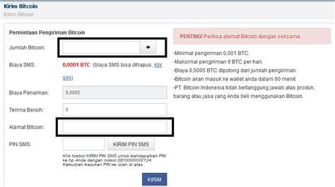 cara membuat akun wallet bitcoin cara membuat akun bitcoin indonesia blog campursari