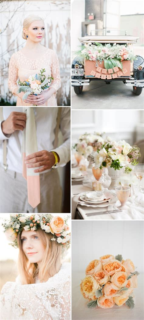 how to create a colour themed wedding using flowers bridesmaids cakes and decor
