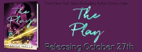 cover reveal the play by karina halle books to breathe cover reveal the play by karina halle bff book blog