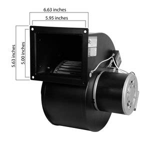 fasco squirrel cage fan blower fasco electric squirrel cage blowers for woodstoves